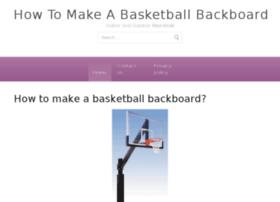 basketballbackboard.org