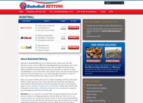 basketballbetting.com