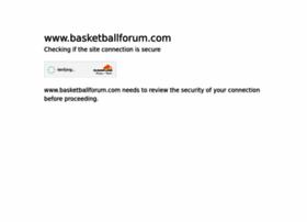 basketballforum.com