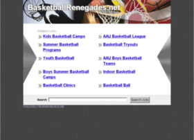 basketballrenegades.net