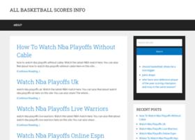 basketballscores.us