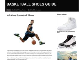 basketballshoesguide.com