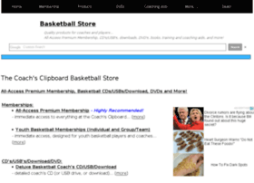 basketballstore.coachesclipboard.net