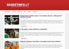 basketinfo.lt