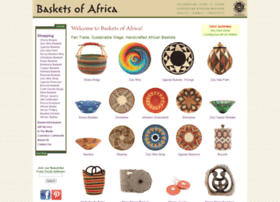 basketsofafrica.com
