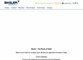 baslerweb.com