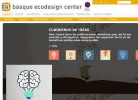 basqueecodesigncenter.net