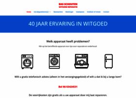 basschoutenwitgoedreparatie.nl