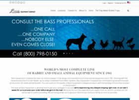 bassequipment.com