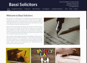 bassisolicitors.co.uk