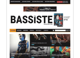 bassistemagazine.com