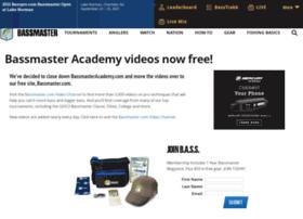 bassmasteracademy.com