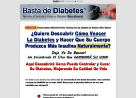 bastadediabetes.com