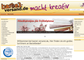 bastel-versand.com