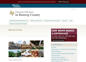 bastrop.agrilife.org