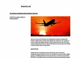 batavia-air.com