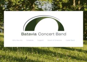 bataviaconcertband.com