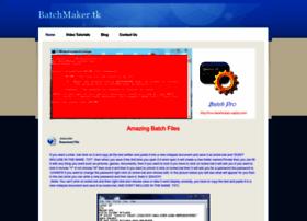 batchmaker.weebly.com