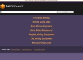batchmine.com