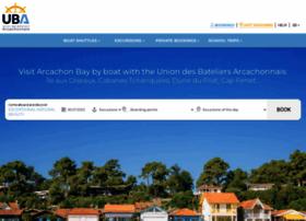 bateliers-arcachon.com