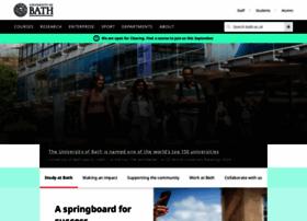 bath.ac.uk