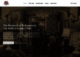 bathandcountyclub.com