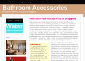 bathroomaccessories.insingaporelocal.com