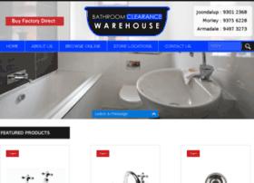 bathroomclearancewarehouse.com.au