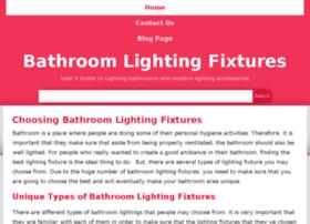bathroomlightingfixtures.net
