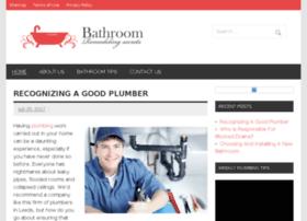 bathroomremodelingsecrets.com