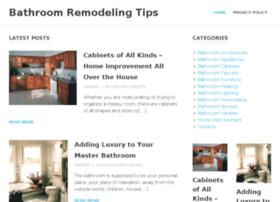 bathroomremodelingtips.net