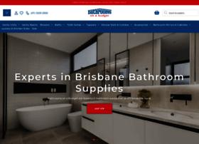 bathroomsonabudget.com.au