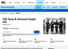 bathstreetgarage.com