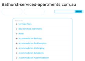 bathurst-serviced-apartments.com.au