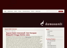 batikdamayanti.com
