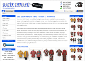 batikdinasti.com