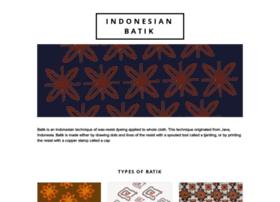 batikindonesia.org
