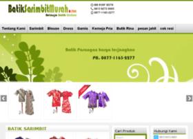 batiksarimbitmurah.com