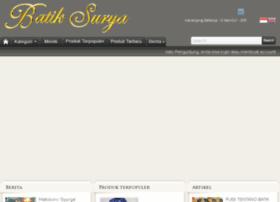 batiksurya.com