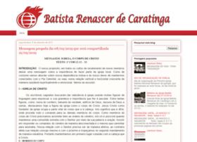 batistarenascerdecaratinga.com