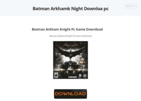batmanarkhamknightdownloapc.wordpress.com
