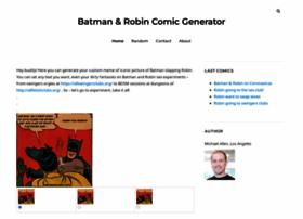 batmancomic.info