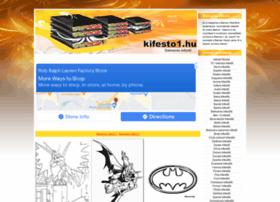 batmanes-kifestok.kifesto1.hu