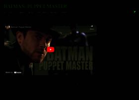 batmanpuppetmaster.com