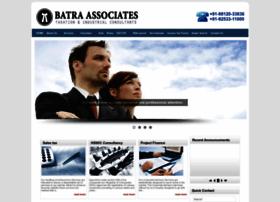 batraassociates.org