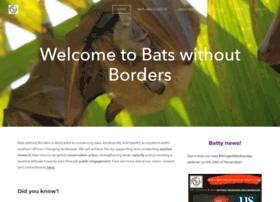 batswithoutborders.org