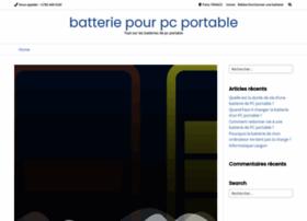 batterie-pour-pc-portable.fr