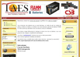 batteries.taes.fr