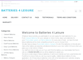 batteries4leisure.co.uk