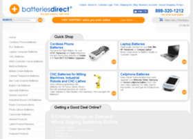 batteriesdirect.com